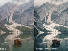 Dark Waters - Dmitry Shukin Lightroom Presets - FilterGrade