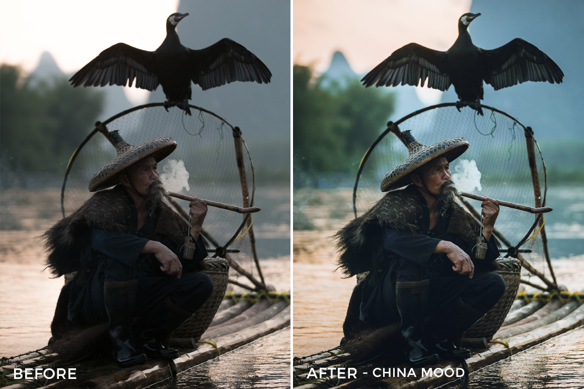 China Mood - Dmitry Shukin Lightroom Presets - FilterGrade