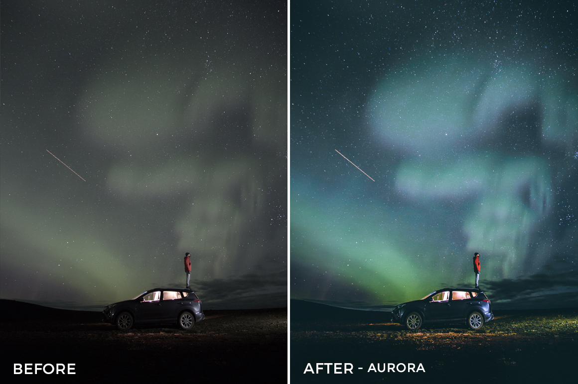 Aurora Dmitry Shukin Lightroom Presets - FilterGrade