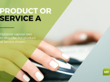 after effects template for product promotion