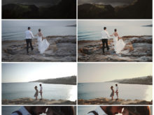 7 Vanessa & Ivo's Wedding LUTs - SB Pack - FilterGrade