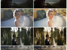 6 Vanessa & Ivo's Wedding LUTs - SB Pack - FilterGrade