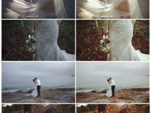5 Vanessa & Ivo's Wedding LUTs - SB Pack - FilterGrade