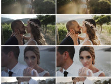 3 Vanessa & Ivo's Wedding LUTs - SB Pack - FilterGrade