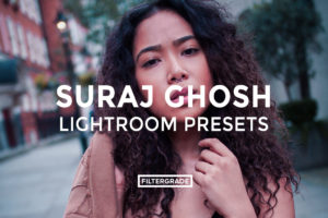 FEATURED - Suraj Ghosh Lightroom Presets - FilterGrade