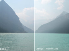 Moody Lake - Niklas Nxploring Lightroom Presets - FilterGrade