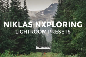 FEATURED - Niklas Nxploring Lightroom Presets - FilterGrade