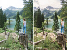 6 An Adventure Filled Life Lightroom Presets - FilterGrade
