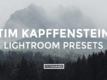 FEATURED 1 - Tim Kapffenstein Lightroom Presets - @the_camera_dude - FilterGrade