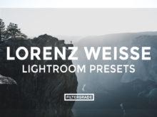 FEATURED Lorenz Weisse Lightroom Presets - FilterGrade