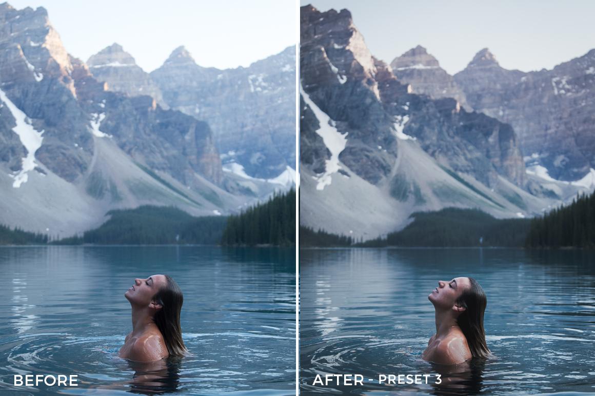 3 Forrest Blake Lightroom Presets - @rockypines - FilterGrade