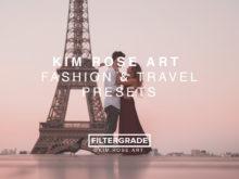 *FEATURED - Vintage Love- Kim Rose Lightroom Presets - FilterGrade