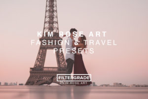 *FEATURED - Vintage Love- Kim Rose Lightroom Presets - FilterGrade