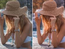 3 Pastel Rose - Kim Rose Lightroom Presets - FilterGrade