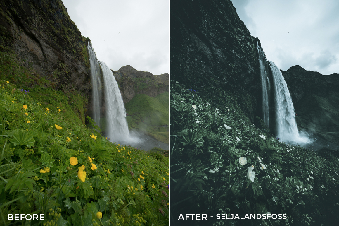 4 Seljalandsfoss- Christian Trustrup Lightroom Presets