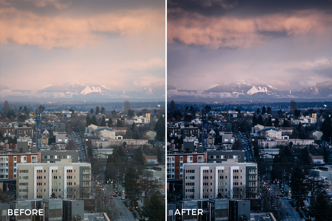 2 Update AZhuk Urban and Portrait Lightroom Presets II - FilterGrade