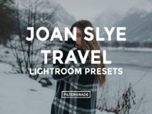 * Featured Joan Slye Travel Lightroom Presets - FilterGrade