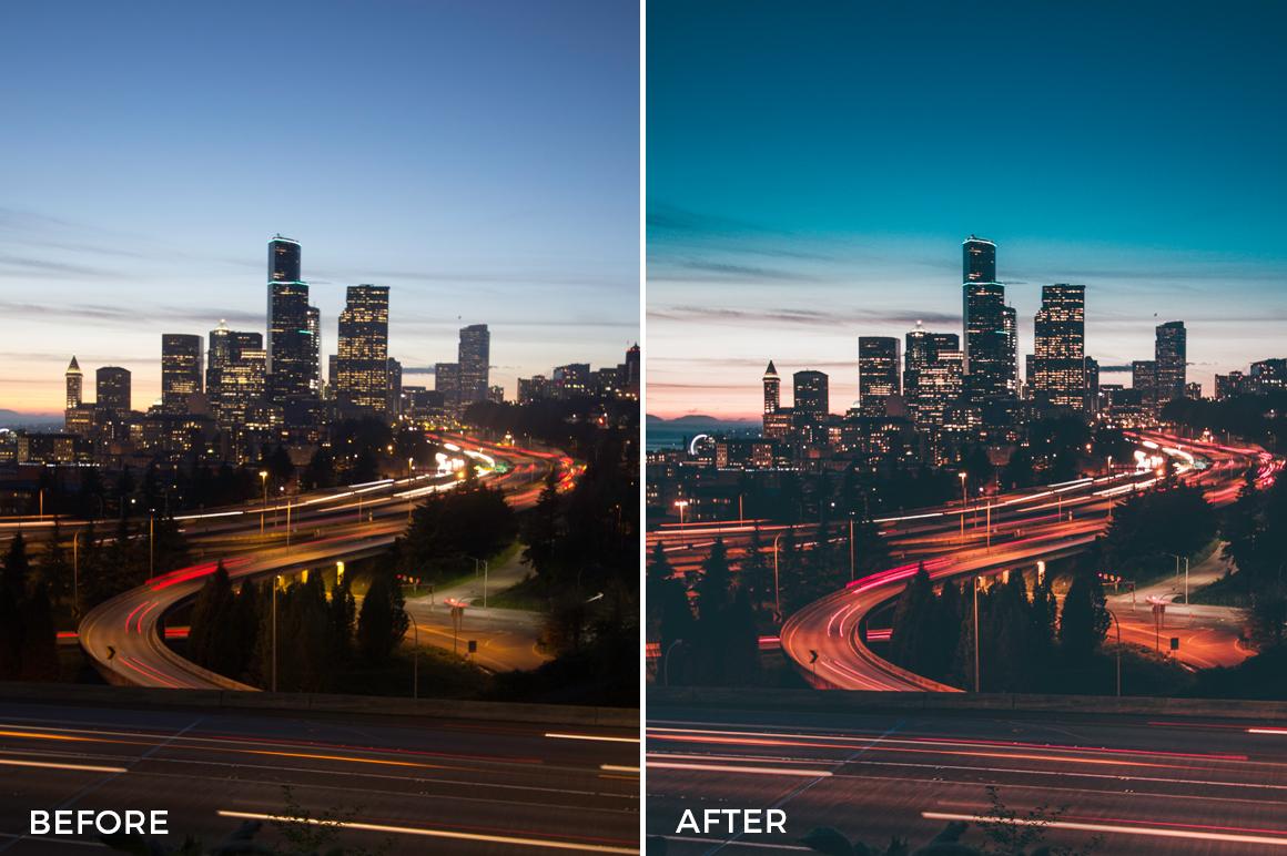 2 David Duan Castillo Seattle Lightroom Presets Collection - FilterGrade