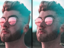 vintage photo creator overlays
