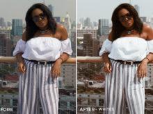 Whites- Stephanie Saias Lightroom Presets - FilterGrade