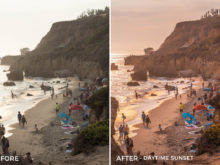 Daytime Sunset - Stephanie Saias Lightroom Presets - FilterGrade