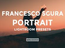 Featured Francesco Sgura Portrait Lightroom Presets - FilterGrade