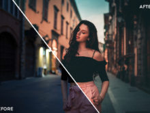 3 Francesco Sgura Portrait Lightroom Presets - FilterGrade