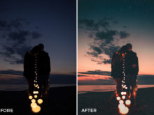 2 Francesco Sgura Portrait Lightroom Presets - FilterGrade
