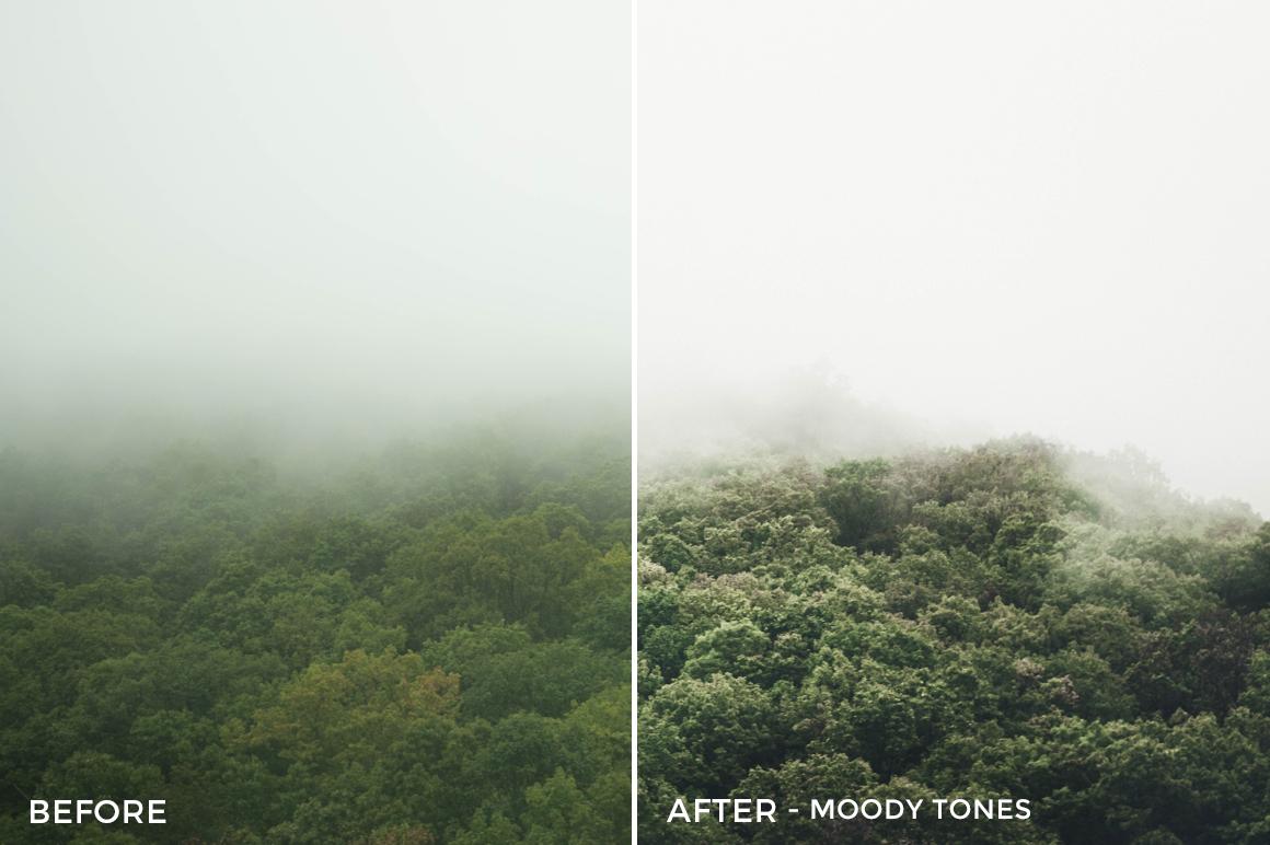 Moody Tones- Simplctyy Lightroom Presets - FilterGrade