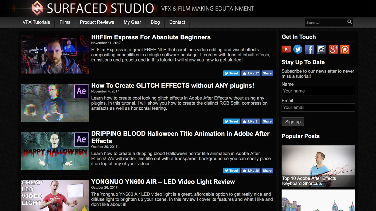14 Great Sites to Learn Video Editing and Production - FilterGrade
