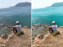 Ocean Vibes - Chiara Marie Lightroom Presets - Chiara Steck - FilterGrade