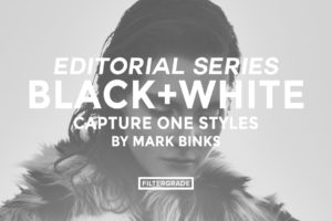 Featured - Editorial Series-B+W-Capture One Styles-FilterGrade