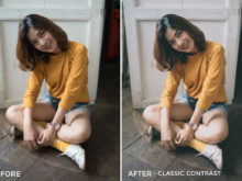 Classic Contrast - Sean Dalton Classic Portrait Preset Pack - FilterGrade