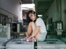 Claasic Fuji - Sean Dalton Classic Portrait Preset Pack - FilterGrade