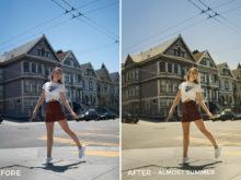Almost Summer - Sean Dalton Classic Portrait Preset Pack - FilterGrade
