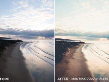 Mad Max Color Palete - Tom Noske Lightroom Presets - FilterGrade