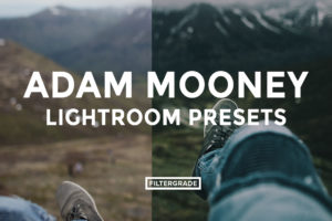 Featured - Adam Mooney Lightroom Presets - FilterGrade