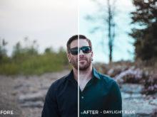 Daylight Blue - Jessie Raynard Lightroom Presets - FilterGrade