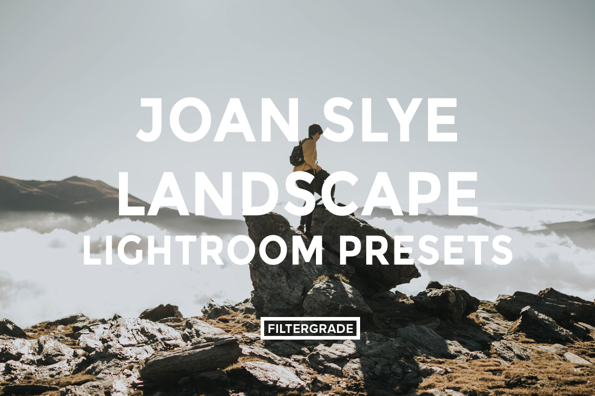 Featured - Joan Slye Landscape Lightroom Presets - FilterGrade
