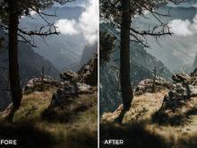 6 - Joan Slye Landscape Lightroom Presets - FilterGrade