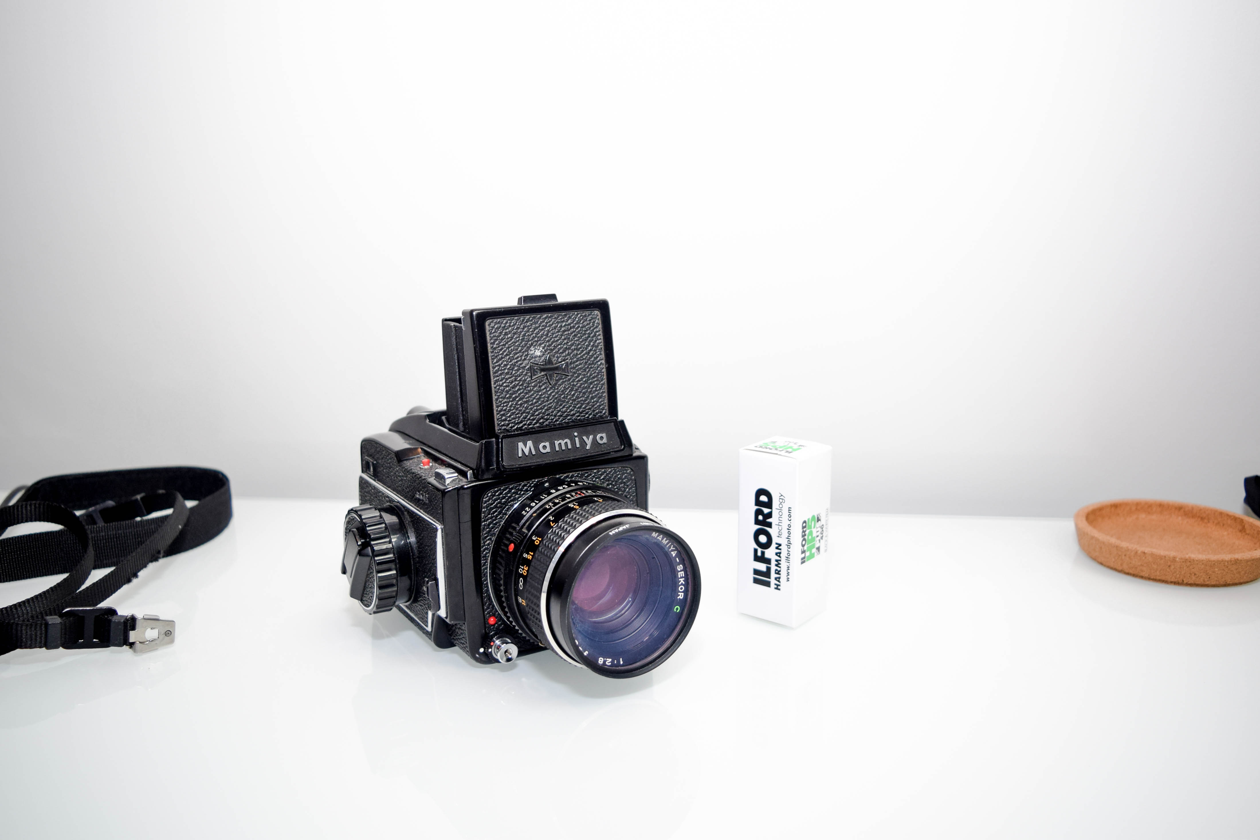 INTRO -How to Load 120mm Film into Your Mamiya M645 - Film Photography - FilterGrade
