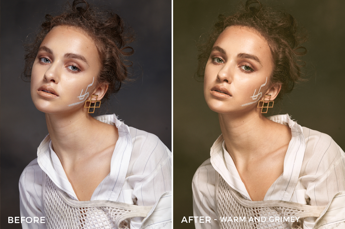 Warm and Grimey - Editorial Series- Studio Light Capture One Styles - Mark Binks - FilterGrade
