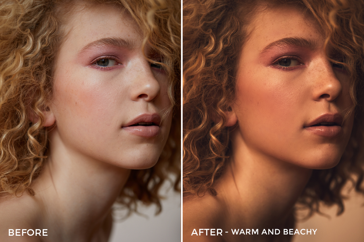 Warm and Beachy - Editorial Series- Studio Light Capture One Styles - Mark Binks - FilterGrade