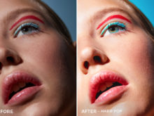 Hard Pop - Editorial Series- Studio Light Capture One Styles - Mark Binks - FilterGrade