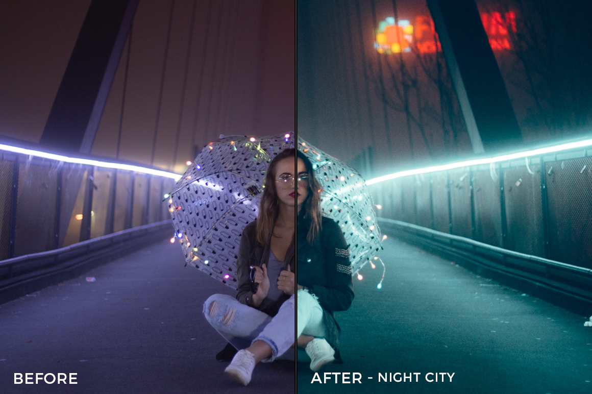 Night City- Kopernikk Lightroom Presets - FilterGrade