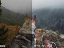 Fog- Kopernikk Lightroom Presets - FilterGrade