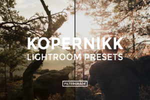 Featured - Kopernikk Lightroom Presets - FilterGrade