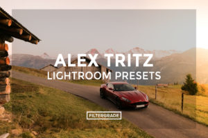 Featured Alex Tritz Lightroom Presets - FilterGrade