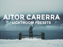 Main - Aitor Carrera Lightroom Presets - FilterGrade