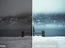 Blue Tones 6 - Aitor Carrera Lightroom Presets - FilterGrade